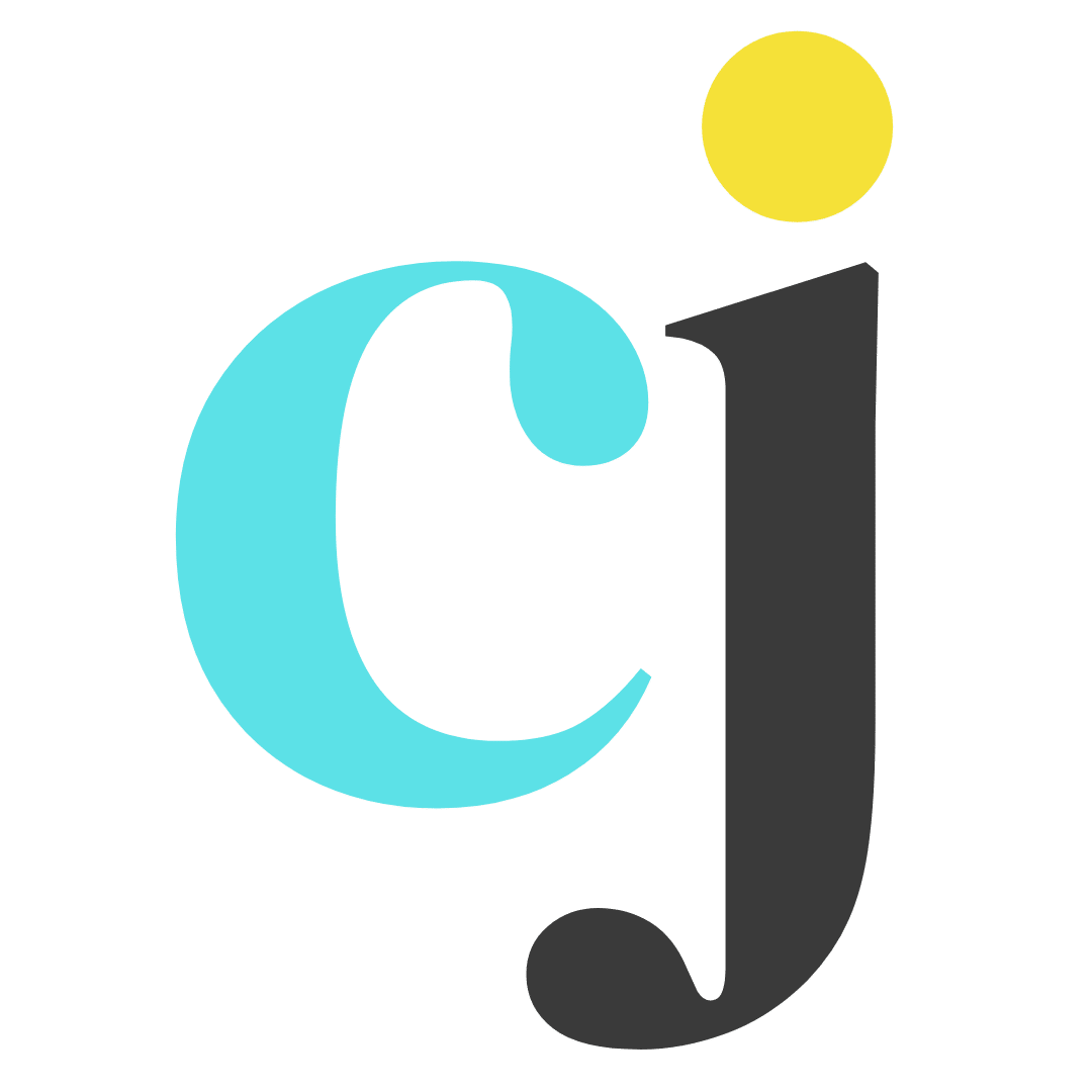 initials c and j